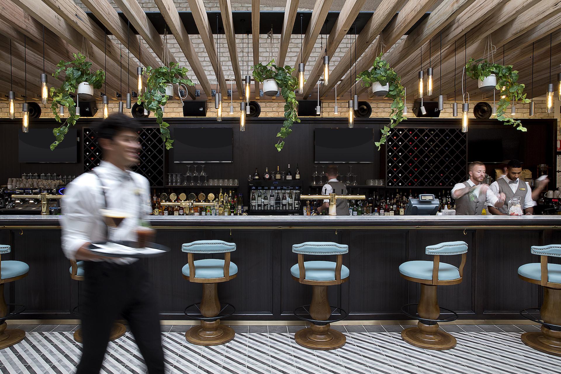Jupiters Garden Kitchen & Bar