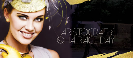 Aristocrat & QHA Race Day