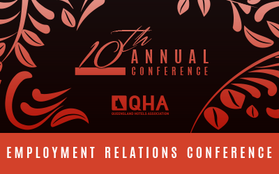 Annual Employment Relations Conference - 9 August 2018