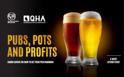 QHA Pubs, Pots & Profits - Rockhampton