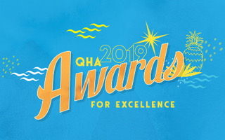 QHA Awards for Excellence Gala Dinner - Monday 14th October 2019
