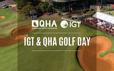 QHA & IGT Golf Day  - 4 March 2020