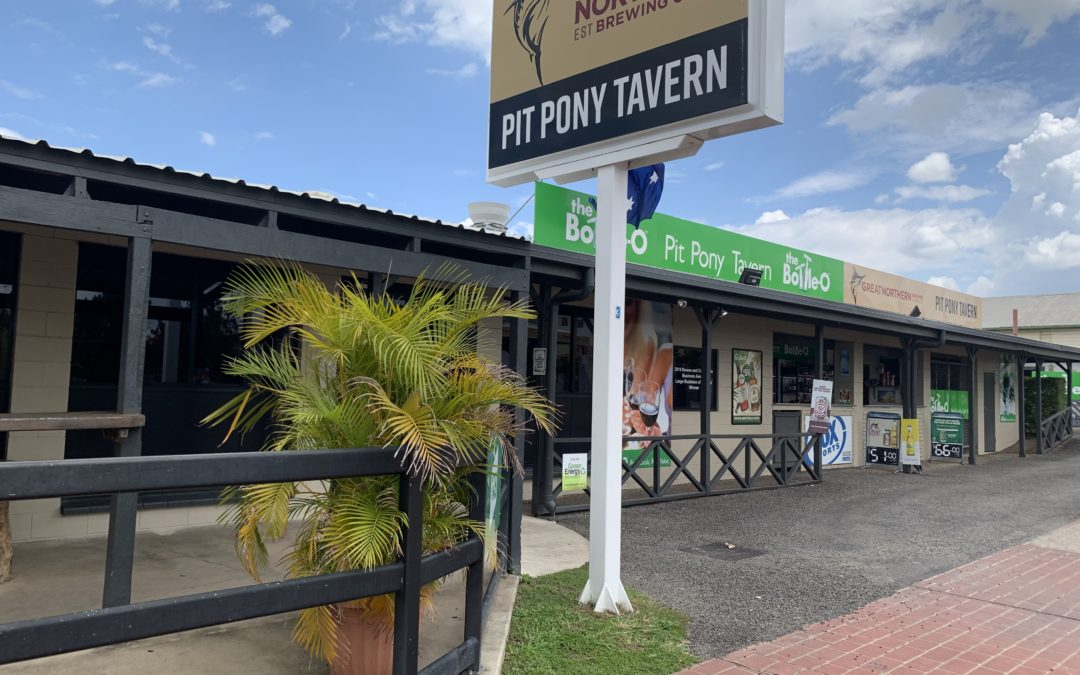 Feature: Pit Pony Tavern