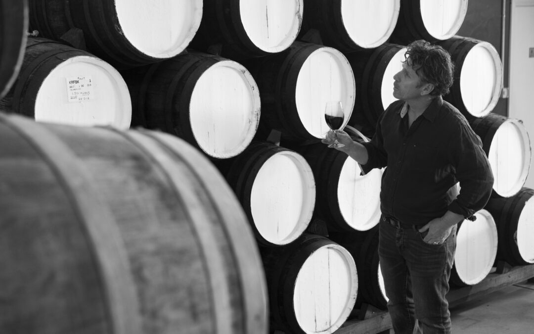 Grant Burge, Shiraz and the Barossa Valley