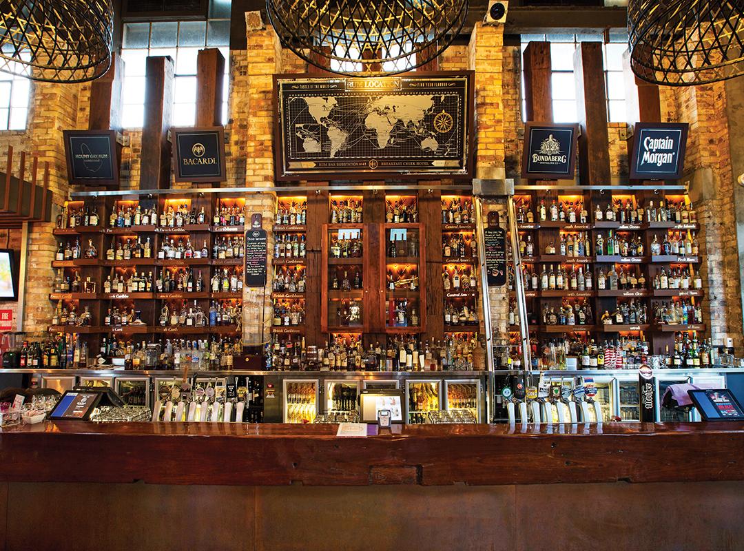 Substation No. 41 Rum Bar