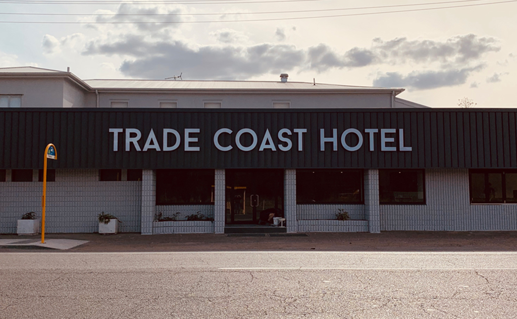 History Celebrated at Trade Coast Hotel