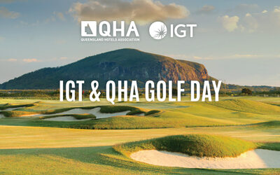 QHA & IGT Golf Day  - 15 March 2021
